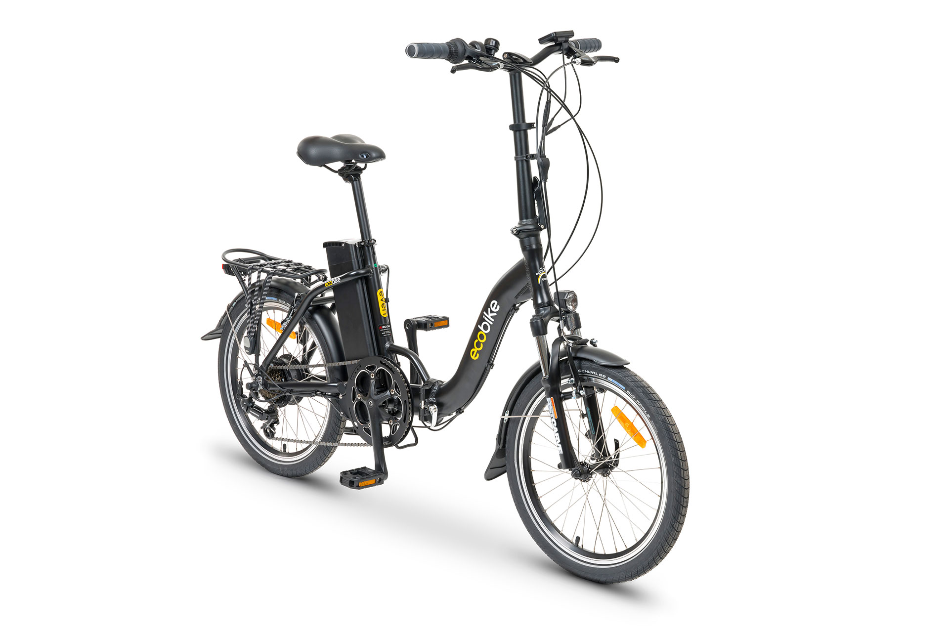 Elektrokolo - Ecobike - Even Black